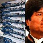 ¡EL GUISO DE EVO! Bolivia compra leche a firma peruana para luego revenderla a Venezuela #… http://t.co/QL5vnATRWD http://t.co/fQquP32C1h