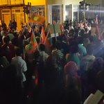 #HappeningNow #Maldives 1000s march against Govt.s tyranny. #MvTyranny #mvprotest #FreeNasheedNOW http://t.co/UmBbUd6EZ5