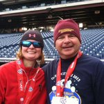 Thanks @Phillies for a great race despite the cold! #Phillies5k http://t.co/oVyCQaOmR1