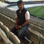 Melbourne cricket ground ready to host 146 ODIs..... http://t.co/juj21pkNh2