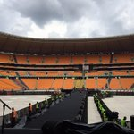 First show in South Africa, cant wait! #OTRA #SouthAfrica http://t.co/50lTNTQN6b