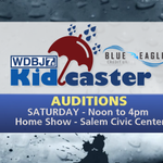 Got a child that loves weather?Could be the next #Kidcaster Join me for auditions (ages 7-11) today! http://t.co/W9ccifkv3M