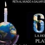 La #HoradelPlaneta apaga tus luces hoy de 8:30 a 9:30 pm http://t.co/SzNZCourRd #México #QuintanaRoo