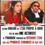 Pourquoi proposer de détruire leau ne fait pas dune corporation une terroriste? • #Environnement #Activisme #PolQc http://t.co/IoRARvB7DX