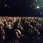Its quite big this SNP conference. 3,000 here were told. #GE2015 http://t.co/VjMX88AoFu