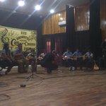 A punto de iniciar III Encuentro Municipal Cuatro Cuerdas Una Patria de la Misión Culrura Barinas, @davidjhg http://t.co/Kaa2wjbVtL