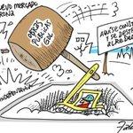"""En #ElCartónDeFalcón de hoy... """"Nuevo Mercado Corona"""" http://t.co/7g2TcDJUVG http://t.co/o4O9GPHR0r"""