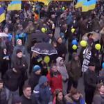 Мітинг єдності в Дніпропетровську СТРІМ►http://t.co/hmcg8uhZed http://t.co/I7uab44pLm