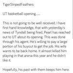 Hot take from an Auburn forum! We have ourselves a coaching search! Crazy season is here! http://t.co/LRBRQDOoF6