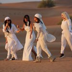Sex & The City moment walking the sand dunes in Dubai http://t.co/ljC58l41yz
