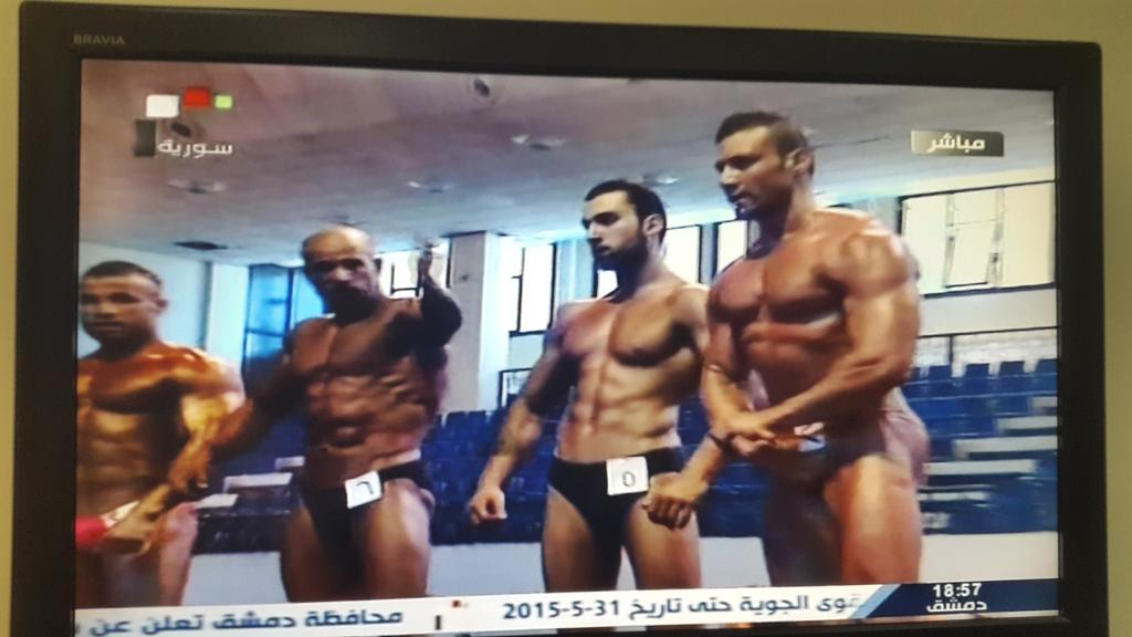 #Syria regime has just lost provincial capital #Idlib, this is what's live on state TV now: http://t.co/2gng0qbaT1