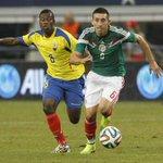 @RadioHuancavilk #ecuadorvsmexico #Ecuador a sumado victorias ante México en los últimos 15 partidos que jugaron. http://t.co/3qOFBwoINc