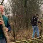 """Ik ben fan : aan het werk in #Moerenburg. Er komt een prachtige natuurspeeltuin. http://t.co/u3SoT0ZwaA"""""""