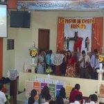 Hoy los niños de la @IASDPALERMO1 predican al finalizar la #SemanaSanta2015 para menores. http://t.co/xeCj28FUZ6