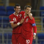 Gareth Bale and Aaron Ramsey represent 49% of the Wales squads international goal total. A pivotal pair. http://t.co/dH5l25YWlM