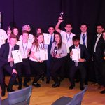 Very proud of our sixth form students winning #youngenterprise this week.   http://t.co/QS7K0VOuZ7 http://t.co/daExqwNsSF
