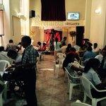 Grupos Pequeños del #DistritoSmpC orando en los #100days2015 y listos para predicar en 9 centros por #SemanaSanta2015 http://t.co/B3wli5DNPe