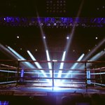 Main event Ringwalk rehearsals underway here in Sheffield! @SpecialKBrook Sky Sports 1 730pm #skyboxing http://t.co/oGPfa0z71y