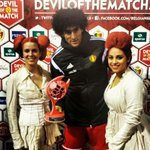 Devil of the match: Marouane #devilofthematch #belcyp http://t.co/aYiNRD3eur