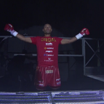 Here he comes.....Kell Brook looks ready for this in front of his home fans. Sky Sports 1 now. http://t.co/iUQtr7Iwuh http://t.co/XVvTRKV9la