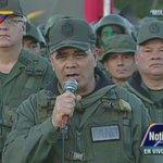 [AHORA] desde Miranda @vladimirpadrino presenta Balance de Ejercito Escudo Bolivariano en defensa de la Patria http://t.co/Whfq6AbzaY