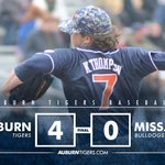 #Auburn scores first series win in Starkville since 09 with 4-0 shutout on Saturday #WarEagle http://t.co/d8tmKAtPwZ http://t.co/LlNMtHHiAj