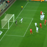 GOAL! Israel 0 - 2 Wales (Bale). What a free-kick from the Real Madrid man: Sky Sports 5! http://t.co/Jgdg8tPIPQ http://t.co/zeY0t6n8pw