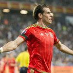 Real Madrids @GarethBale11 scores twice to become Wales all-time leading @UEFAEURO scorer! http://t.co/0TqS3hozlu