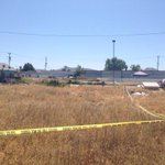 Man fatally stabbed in San Bernardino this morning in field west of 300 block of South Arrowhead. http://t.co/8SA5Dqm6Yo