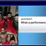 SOCIAL: Gareth Bale has posted this on Instagram following his two-goal performance as Wales beat Israel 3-0 #SSNHQ http://t.co/gga82IZdX1