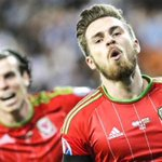 Rambo & Bale ran the show for Wales tonight! Ramsey scored 1 and assisted 1 whilst Bale scored 2 and assisted 1 too! http://t.co/do68EJJjCK