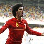 No player in the current Belgian squad has scored more international goals (10) than Fellaini. Via Squawka http://t.co/rZQgOSqnuX