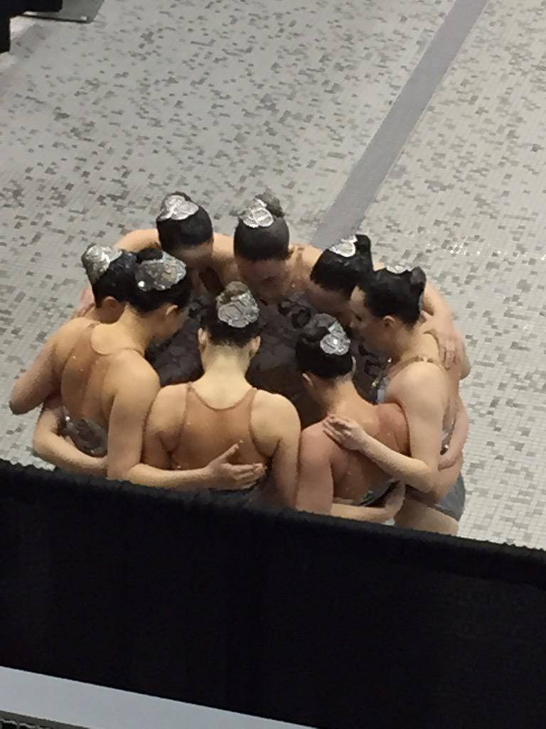 Congrats to Synchronized Swimming -- 2015 U.S. Collegiate National Champions! @OhioStAthletics IS ON A ROLL! #GoBucks http://t.co/P90O9H9EGC