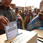 Este domingo habrá elecciones departamentales y municipales en Bolivia (+Audio) http://t.co/K8mJM3F4b7 http://t.co/Dvs1RlPt3p