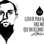 """""""Una gota de pura valentía vale más que un océano cobarde"""". Miguel Hernández http://t.co/Cw93cpq9Fe"""