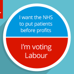 Labour will introduce a profit cap on private companies in the NHS to ensure patients are always put before profits http://t.co/JGJdgQagOw