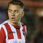 Cheltenham Town forward Eliot Richards diagnosed with testicular cancer http://t.co/ZY7Gf4pePi http://t.co/ZHkcyyF2YF