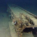"""Encontraron el """"Titanic"""" japonés http://t.co/WfsN7QP2gf http://t.co/JxC0OiOCho"""