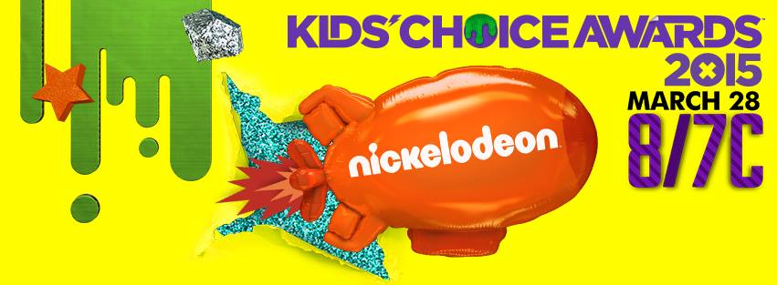 5 Seconds of Summer on Kids Choice Awards Tonight 8pm EST using The Fin mic. Mic and band getting slimed at the show! http://t.co/VSF0JqeSMV