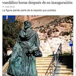 Estupor. Rabia. Vergüenza. Pero todavía más ganas de seguir trabajando por una Almería mejor. @aytoalm @Culturalmeria http://t.co/hzxkeSeLOJ