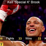 Kell Brook is defending his IBF World welterweight title for the first time. Follow it live http://t.co/WuFLlMIqtl http://t.co/dE2TuN8xM3