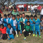 📢Vamos a apoyar el deporte incondicionalmente para construir una Sociedad Unida Fuerte. #ConTodoParaTodos. http://t.co/oBdUvOzH5y