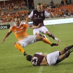 The @houstondynamo drop points at home against the Rapids. Thoughts on the game? http://t.co/j54kWSf9rQ