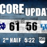 A #FinalFour bid and a perfect season are on the line! #NDvsUK #Elite8 http://t.co/Z8A1uKHdC3