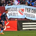 #GiraPorEEUU @Independiente acompaño a @fedemancuello en el momento de patear el tiro libre que terminó en golazo... http://t.co/UULhMbqAKH