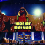 Randy Savages brother, Lanny Poffo, accepts #MachoMans induction. #WWEHOF http://t.co/CIiiha4Iv9
