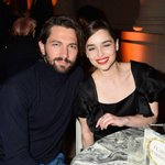 The two most good-looking people in the world.. RT @Variety #GameOfThrones http://t.co/brsMRFziYL http://t.co/M9U7gIMonG