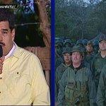 .@NicolasMaduro:Nuestros militares están para garantizar la paz y la soberanía de #Venezuela | http://t.co/51nKdcJTcq http://t.co/jVMDvmHX9b