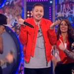 Watch @professorgreen BATTLE RAP @antanddec as he towers over the presenters - http://t.co/tjhj8AcHqS http://t.co/MI06ooCa9B