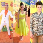 The latest from the #OrangeCarpet at #KidsChoiceAwards including @FrankieJGrande @megannicole http://t.co/Iw3CjNLBe2 http://t.co/FOBp61nMnx